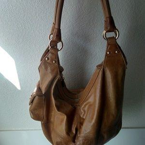 Zina Eva Bags - Zina Eva Leather hobo purse